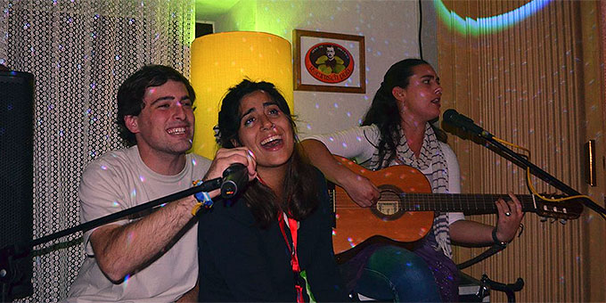 Talentshow (Foto: Reck)