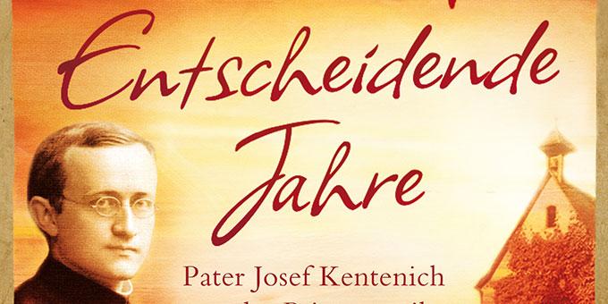 """""""Entscheidende Jahre"""": Cover-Ausschnitt (Foto: Schönstatt-Verlag)"""