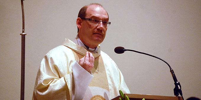 Generalrektor Dr. Bernd Biberger (Foto: Brehm)