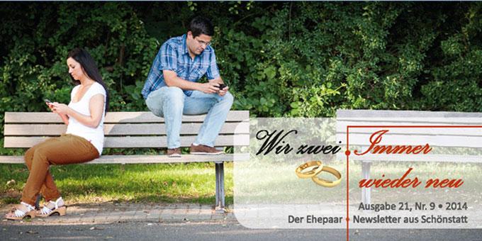 """Ehepaar-Newsletters """"Wir zwei - Immer wieder neu"""" (Foto: © Picture-Factory)"""