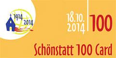Schönstatt 100 Card (Foto: SICT)