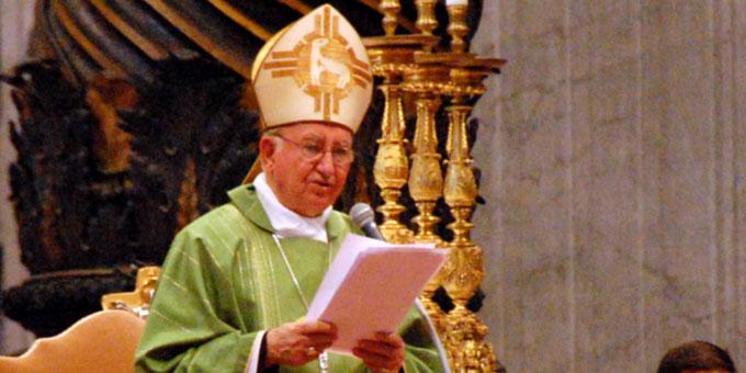 Kardinal Errázuriz gab der SChönstattfamilie Impulse auf dem Weg in die Zukunft (Foto: Brehm)