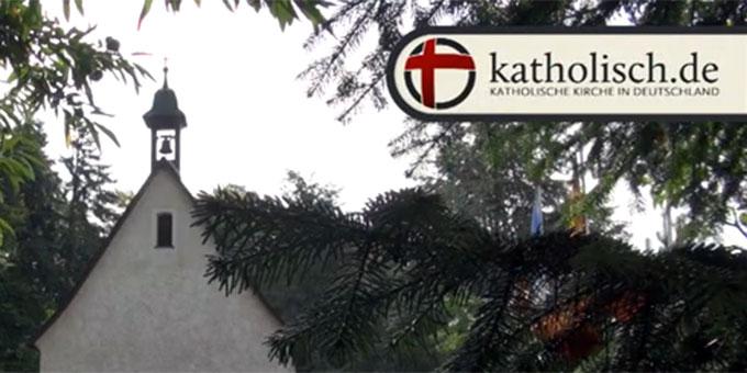 Videobeitrag zur Schönstatt-Kapelle (Foto: katholisch.de)
