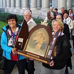 Sankt Paul vor den Mauern, Rom (Foto: Projekt Pilgerheiligtum)