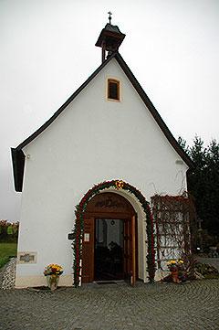 Schönstatt-Heiligtum in Nittenau (Foto: SchZentrum Nittenau)