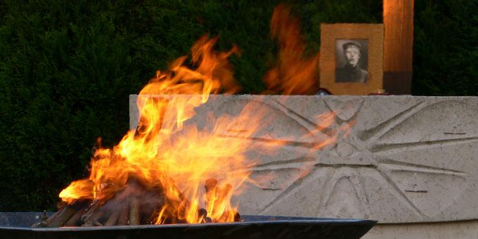 Englingmemorial in Cambrai, Frankreich (Foto: Archiv)
