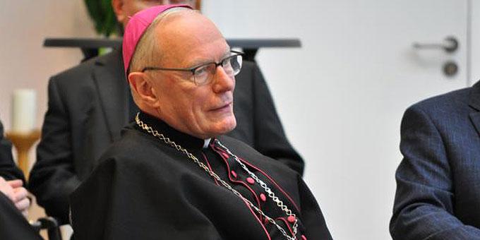 Erzbischof em. Dr. Werner Thissen (Foto: Keller)