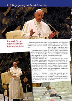 Dokumentation Seite 216 (Foto: Brehm)