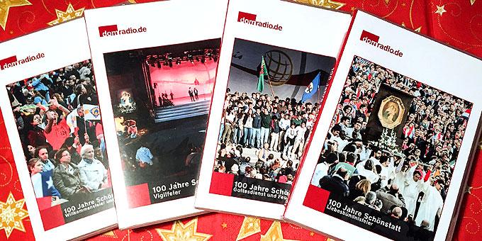 """DVD-Set """"100 Jahre Schönstatt"""" (Foto: domradio.de)"""