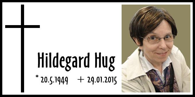 Hildegard Hug (Foto: Privat)