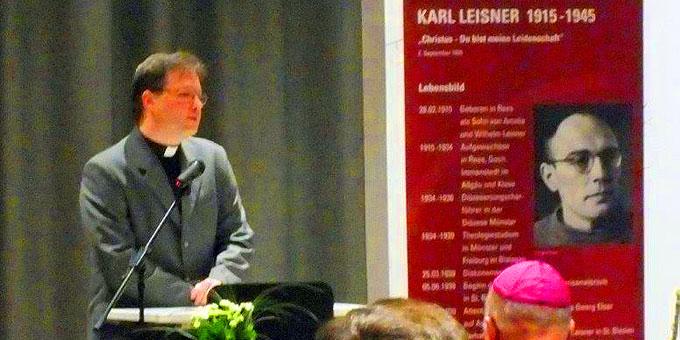 Subregens Jochen Kosmann (Foto: Bühler)
