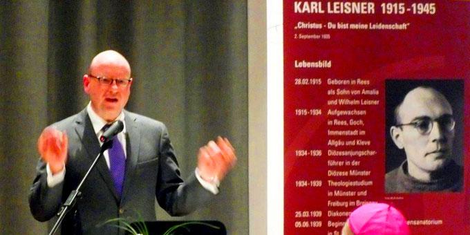 Markus Lewe, Oberbürgermeister von Münster (Foto: Bühler)