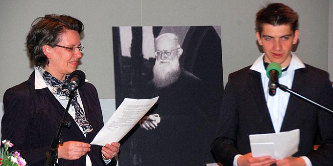 Vorstellung des Memorandum-Textes: Sr. M. Veronika Riechel (Foto: Brehm)