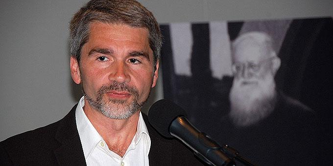 Prof. Dr. Dr. Michael Hochschild, Paris (Foto: Brehm)