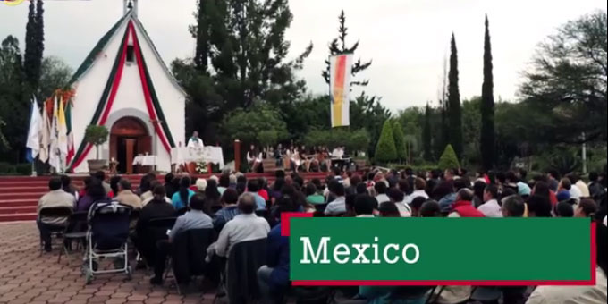Jubiläumsfeiern rund um den Globus (Videoausschnitt)