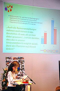 Online-Evaluation (Foto: Brehm)