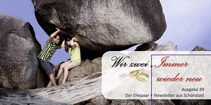 "Ehepaar-Newsletter 03/2016 ""Wir zwei - Immer wieder neu"" (Foto: © aris sanjaya - Fotolia.com)"