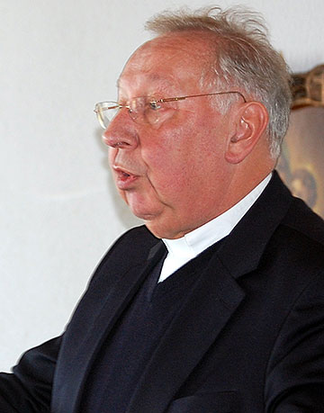 Msgr. Dr. Peter Wolf (Foto: Brehm)
