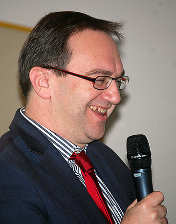 Prof. Dr. Joachim Söder (Foto: Brehm)