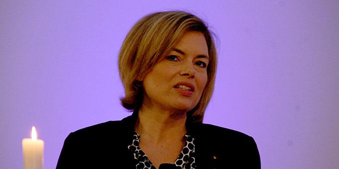 Julia  Klöckner (Foto: Brehm)