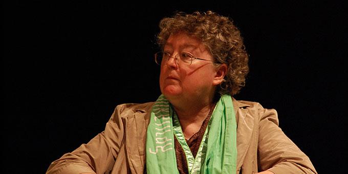 Prof. Dr. Dorothea Sattler, ZdK-Sprecherin für pastorale Grundfragen (Foto: Brehm)
