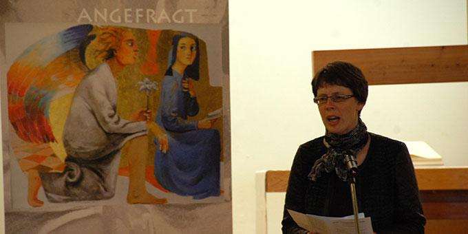 Eröffnung der Ökumenischen Marienfeier (Foto: Brehm)