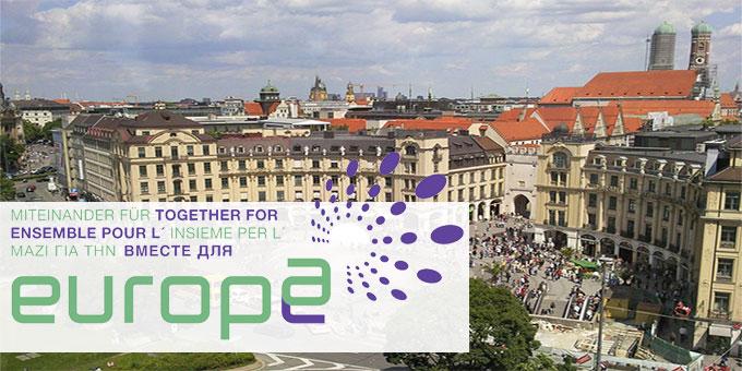 Miteinander für Europa (Foto: MfE)
