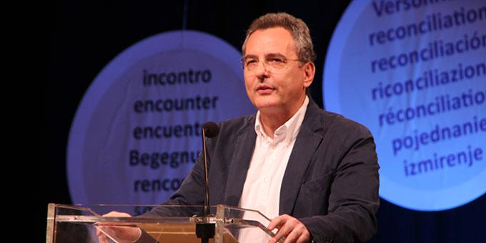 Prof. Marco Impagliazzo (Foto: MfE, Haaf)