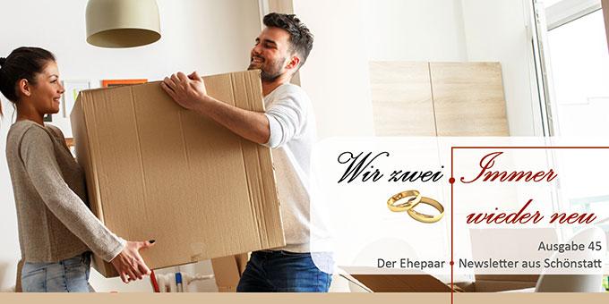 """Ehepaar-Newsletter 09/2016 """"Wir zwei - Immer wieder neu"""" (Foto: © SolisImages- Fotolia.com)"""