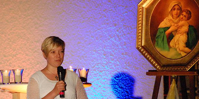 """Zeugnis: """"Mitgestalten in der Kirche"""" (Foto: Brehm)"""