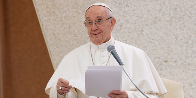 Papst Franziskus (Foto: Wachmann)