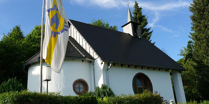 Das Käppele in Ulm Söflingen feiert 70. Einweihungstag (Foto: Schick)