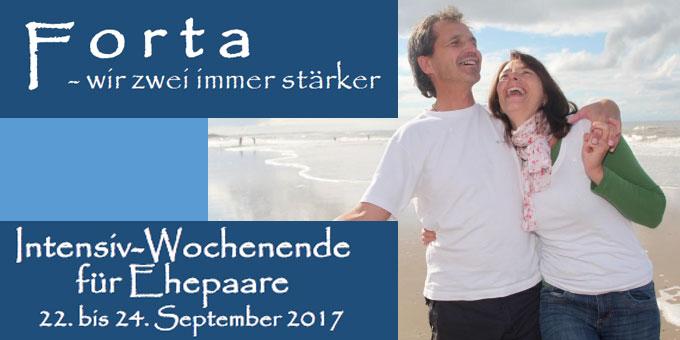 Ehe-Intensiv-Seminar FORTA (Foto: FORTA)