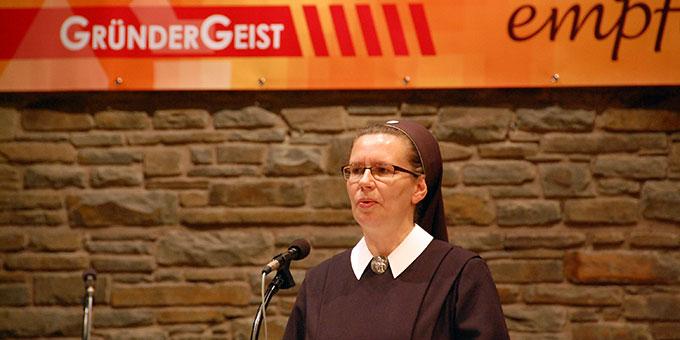Schwester M. Veronika Riechel (Foto: Brehm)