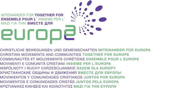 Logo Miteinander für Europa (Foto: MfE)