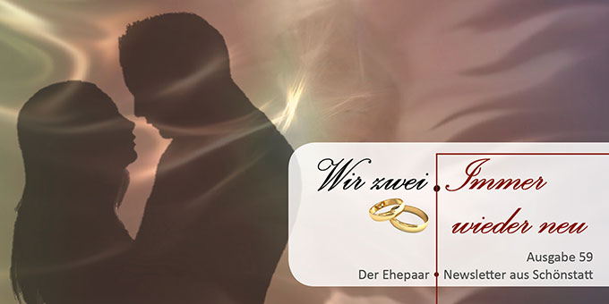 "Ehepaar-Newsletter 11/2017 ""Wir zwei - Immer wieder neu"" (Foto: piabay.com)"