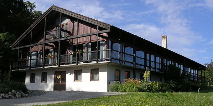 Schönstatt-Zentrum beim Canisiushof (Foto: Brehm)