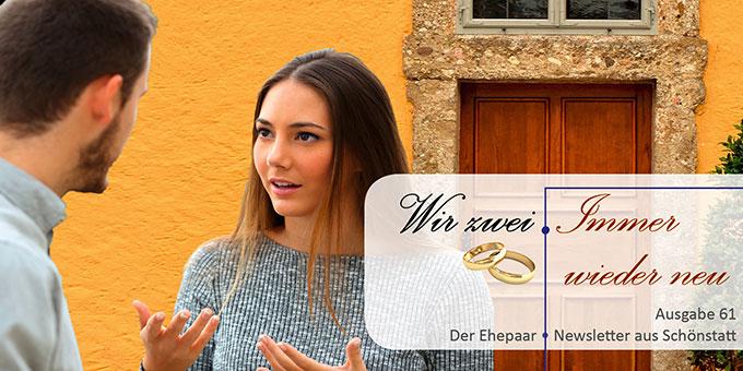 """Ehepaar-Newsletter 01/2018 """"Wir zwei - Immer wieder neu"""" (Foto: Antonioguillem - fotolia.com)"""