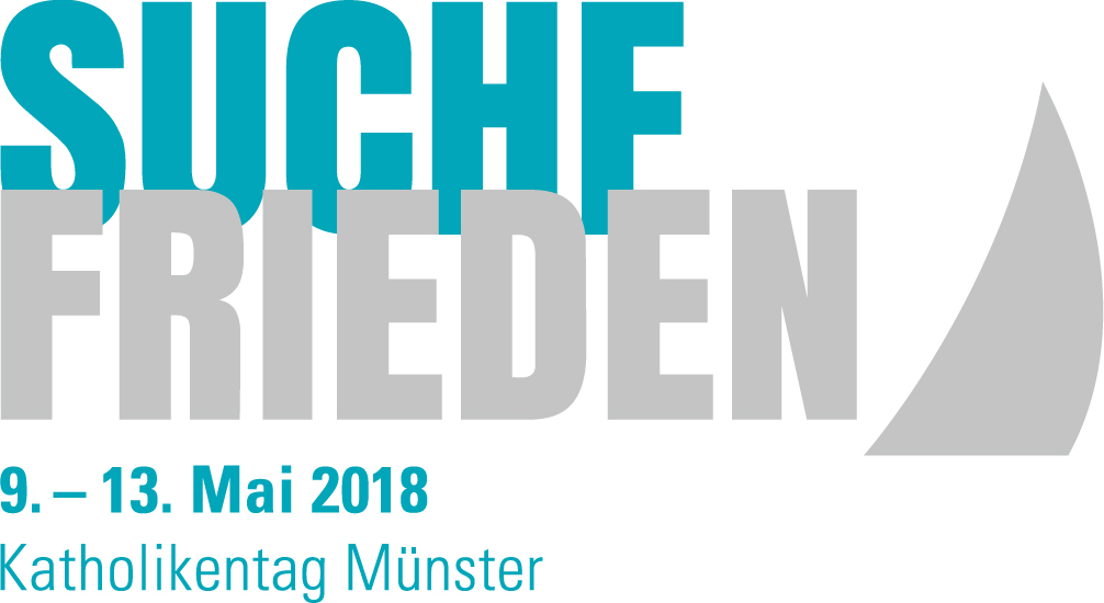 Motto des Katholikentages 2018 (Foto: Katholikentag)