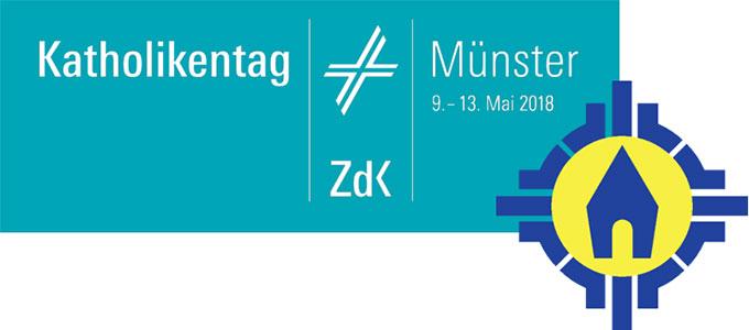 Wortmarke Katholikentag Münster 2018