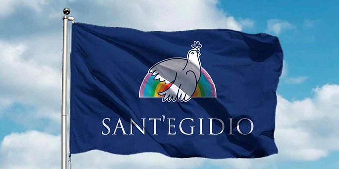 Zum jubiläum hat die Gemeinschaft Sant'Egidio ihr Logo erneuert (Foto: Sant'Egidio)