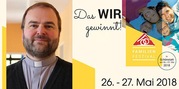 Pater Stefan Strecker (Foto: familienfestival.schoenstatt.de)