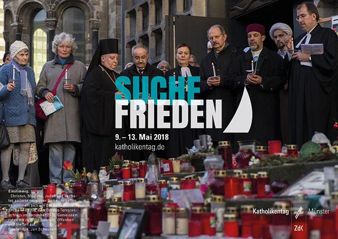 Katholikentag Münster - Plakat