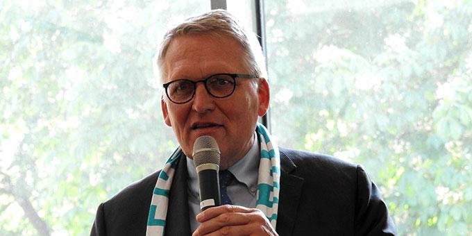 Prof. Dr. Thomas Sternberg, Präsident des Zentralkomitees der deutschen Katholiken (ZdK) (Foto: McClay)