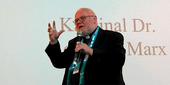 Kardinal Reinhard Marx, München, Vorsitzender der Deutschen Bischofskonferenz (Foto: McClay)