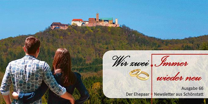 """Ehepaar-Newsletter 06/2018 """"Wir zwei - Immer wieder neu"""" (Foto: AdinaVoicu, diddi4, pixabay.com)"""