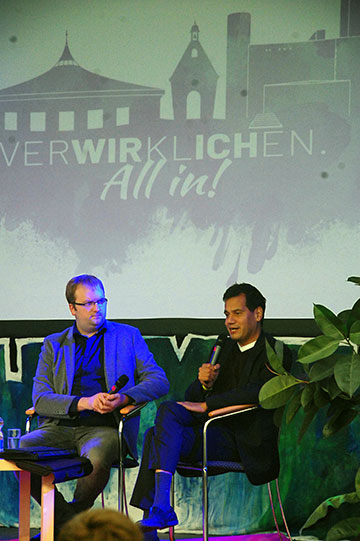 NdH Motto-Talk (Foto: Brehm)