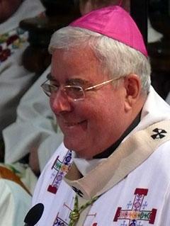 François Garnier, bisheriger Erzbischof der Erzdiözese Cambrai (Foto: https://commons.wikimedia.org/wiki/File:Cambrai_-_Monseigneur_Fran%C3%A7ois_Garnier_-_2.jpg)