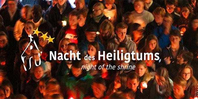 Herzliche Einladung zur Nacht des Heiligtums NdH (Foto: nachtdesheiligtums.de)