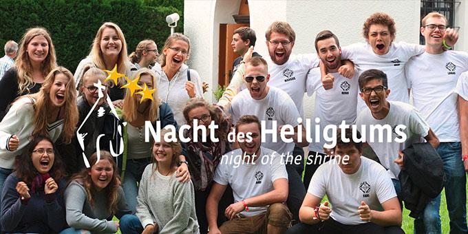 Gemeinsam den Glauben feiern (Foto: nachtdesheiligtums.de)